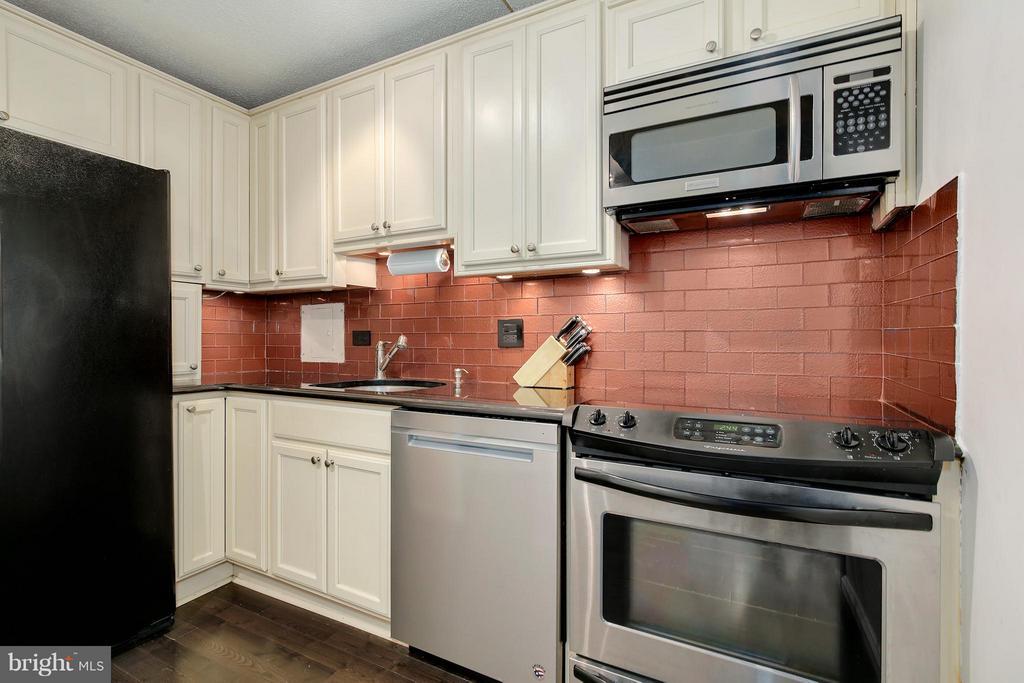 Kitchen - 1301 DELAWARE AVE SW #N123, WASHINGTON
