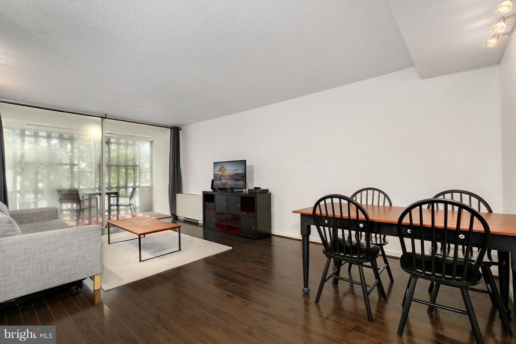 Dining Room - 1301 DELAWARE AVE SW #N123, WASHINGTON