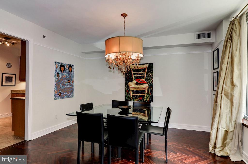 Formal Dining Room - 1155 23RD ST NW #2C, WASHINGTON