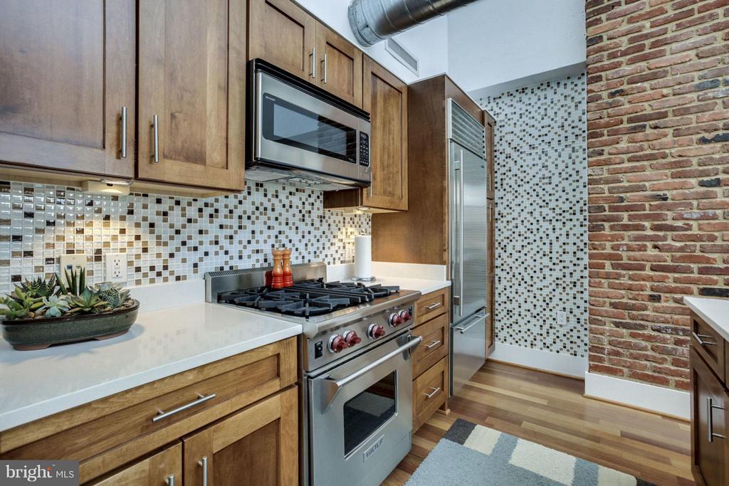 Kitchen - 1600 CLARENDON BLVD #W413, ARLINGTON