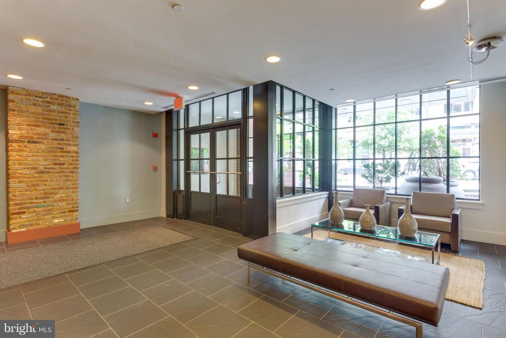 Lobby - 1600 CLARENDON BLVD #W413, ARLINGTON