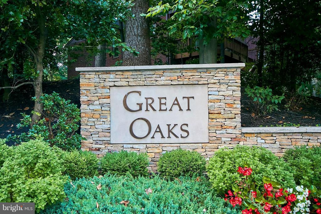 Community Has a Pool Too - 9938 GREAT OAKS WAY, FAIRFAX