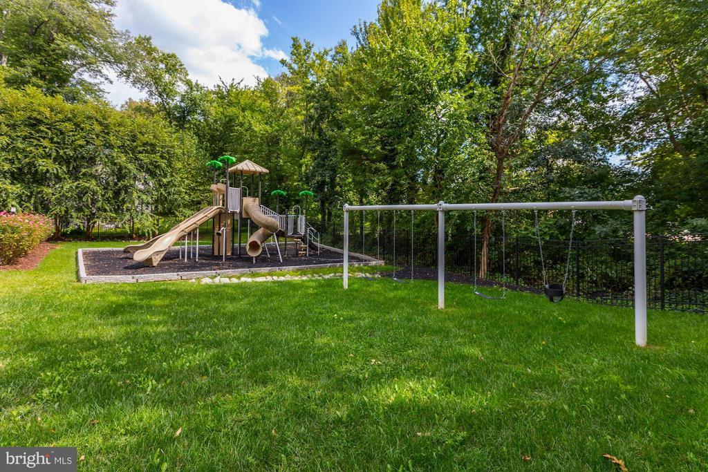 Playground - 1707 RIVER FARM DR, ALEXANDRIA
