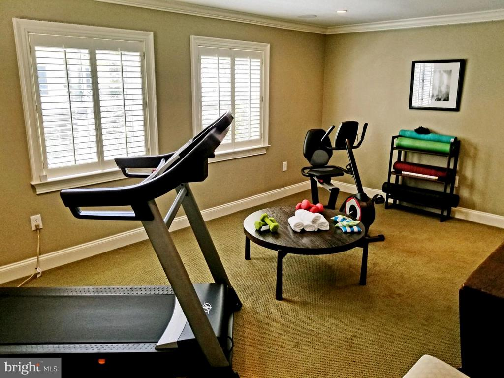 Cancel the Gym Membership! - 6012 GROVE DR, ALEXANDRIA
