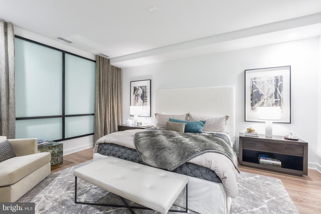 Bedroom (Master) - 1650 SILVER HILL DR #1501, MCLEAN