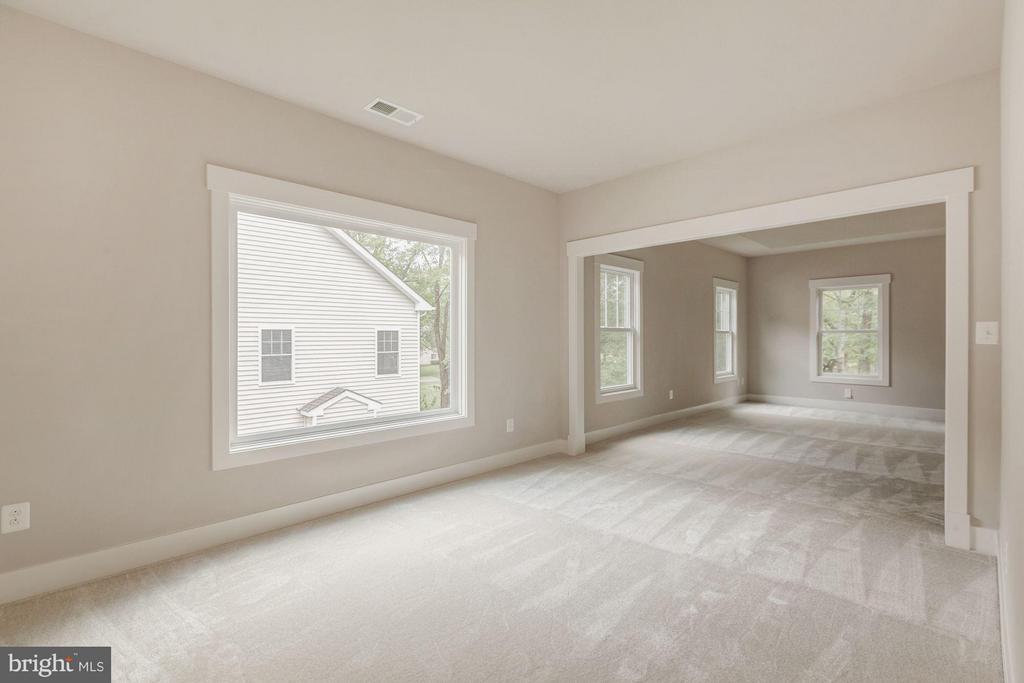 Bedroom (Master) - 7504 MCWHORTER PL, ANNANDALE