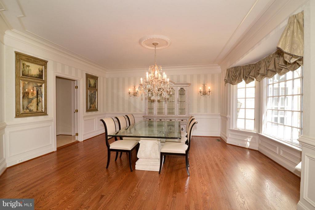 Dining Room - 11371 JACKRABBIT CT, STERLING