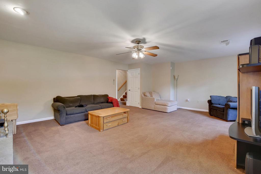 Lower Level 1-Family Room - 7300 DEER LAKE LN, ROCKVILLE