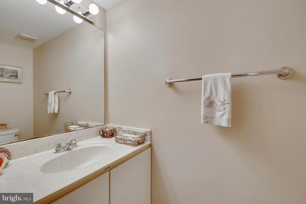 Lower Level 1-Powder Room - 7300 DEER LAKE LN, ROCKVILLE