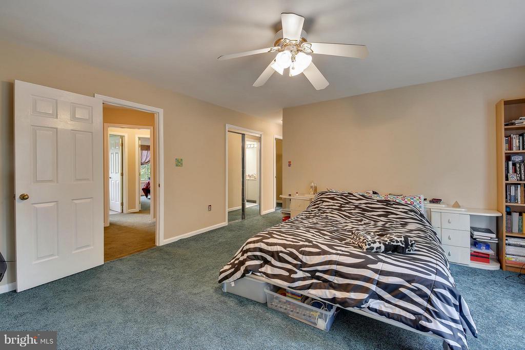 Upper Level 1- Master Bedroom - 7300 DEER LAKE LN, ROCKVILLE