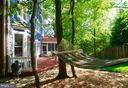 Relax in your own hammock - 616 FIREHOUSE LN, GAITHERSBURG