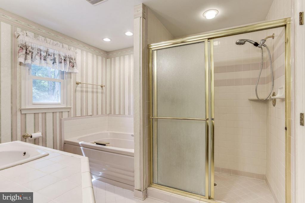 Bath (Master) - 15781 PALMER LN, HAYMARKET
