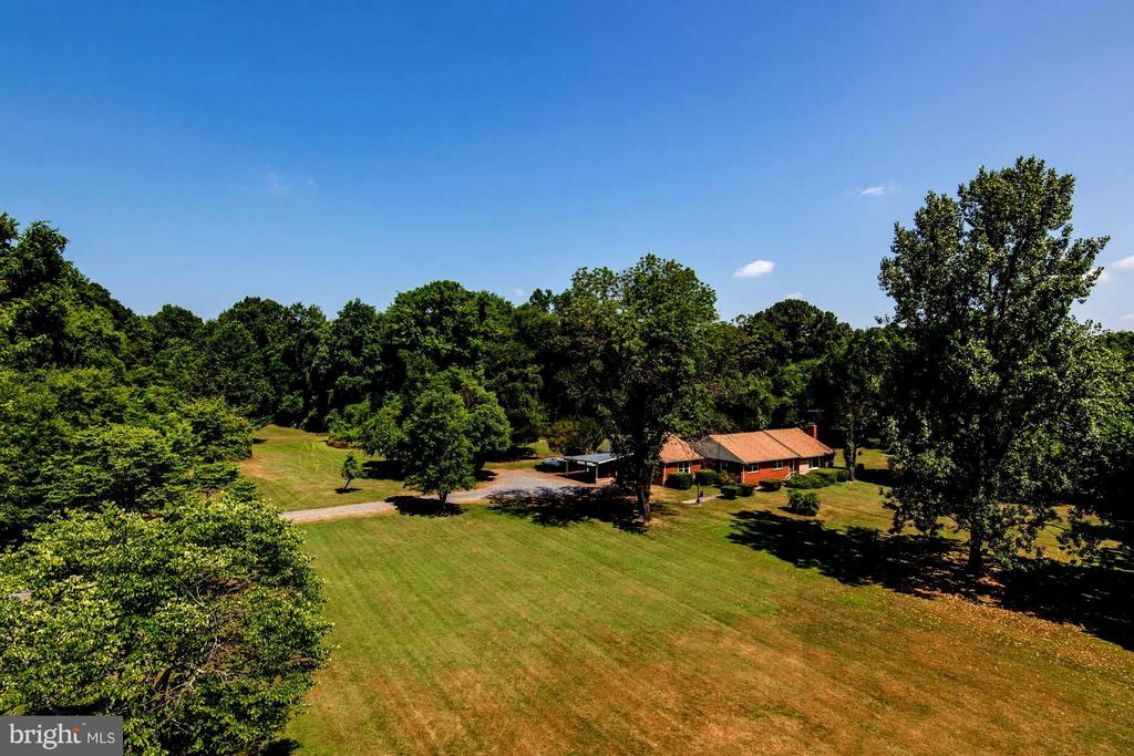 View from above - 5524 SUMMIT ST, CENTREVILLE
