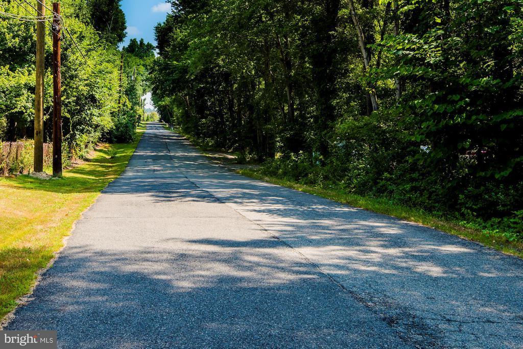 Summit Street in front of house (no thru street) - 5524 SUMMIT ST, CENTREVILLE