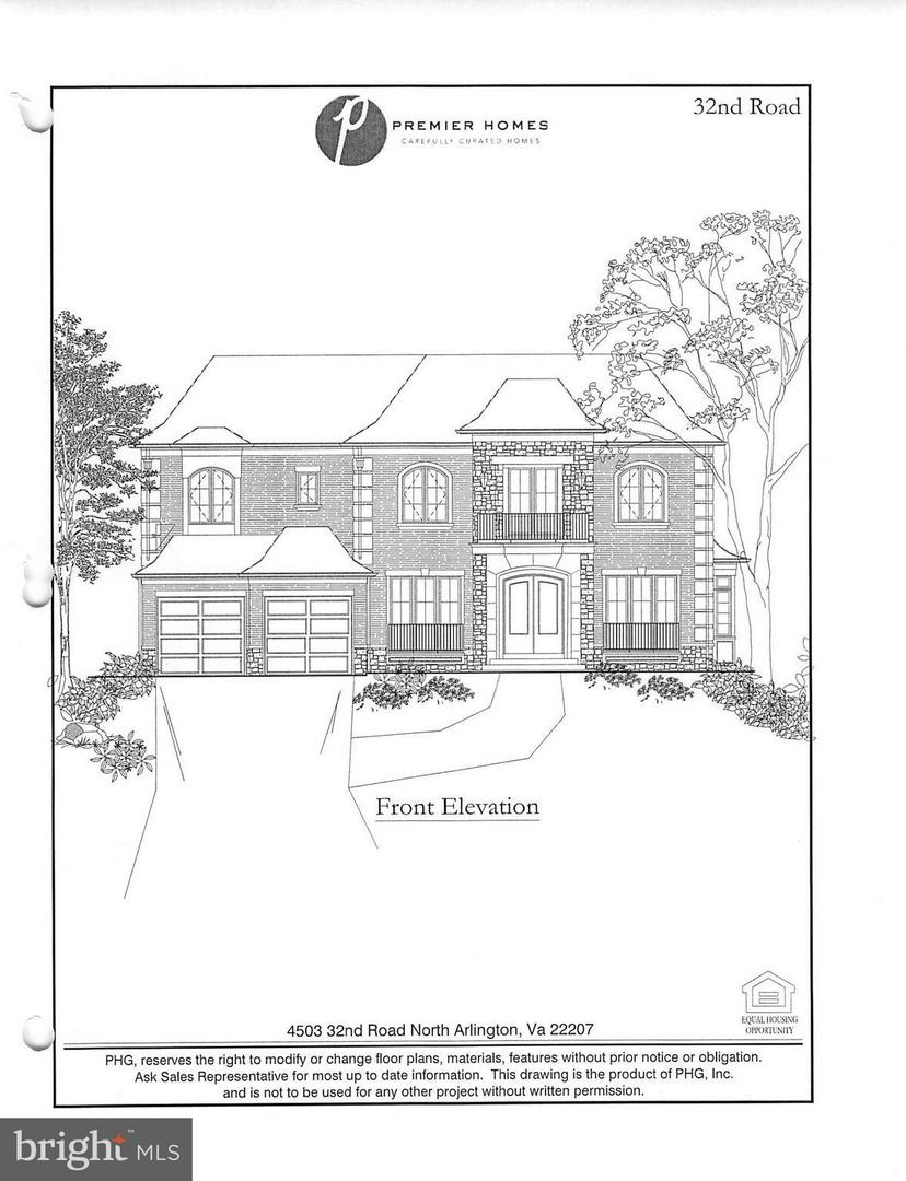 Single Family Home for Sale at 4503 32nd Rd N 4503 32nd Rd N Arlington, Virginia 22207 United States