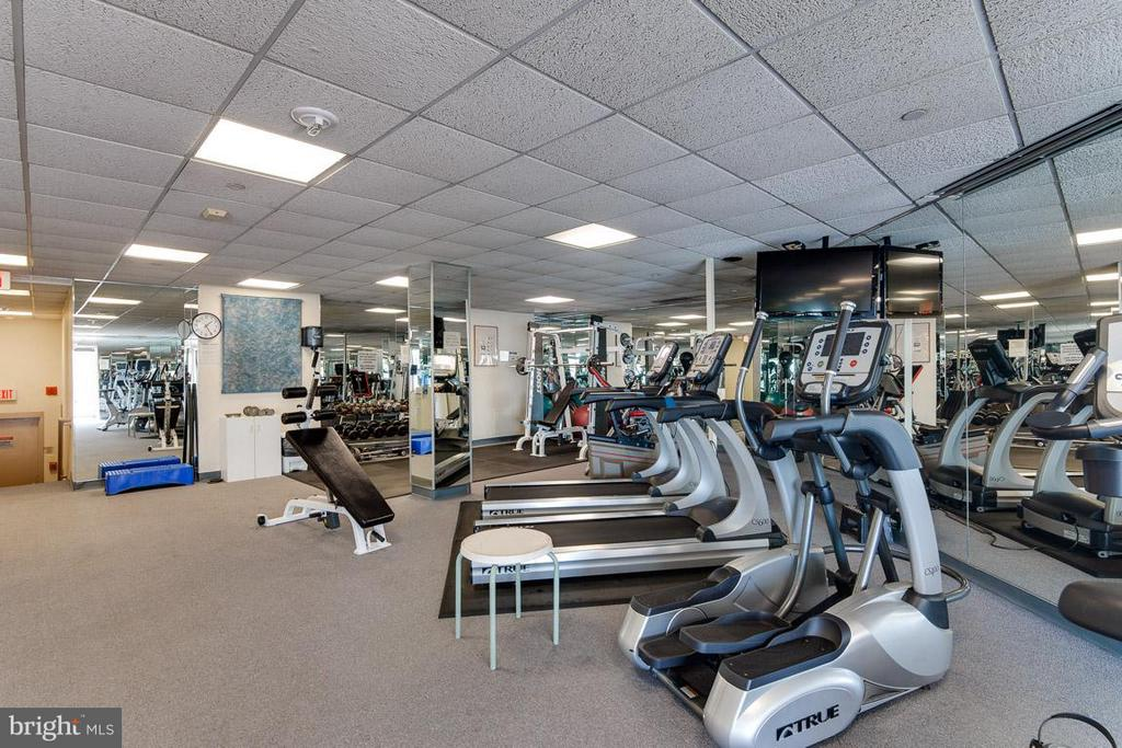 State-of-the-art Fitness Center - 1230 23RD ST NW #818, WASHINGTON