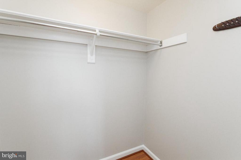 Large Walk-In Closet - 1230 23RD ST NW #818, WASHINGTON