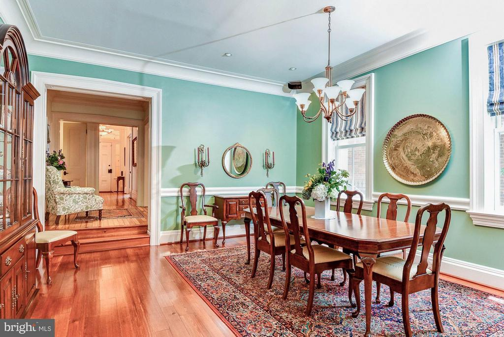 Dining Room - 214 ROYAL ST N, ALEXANDRIA
