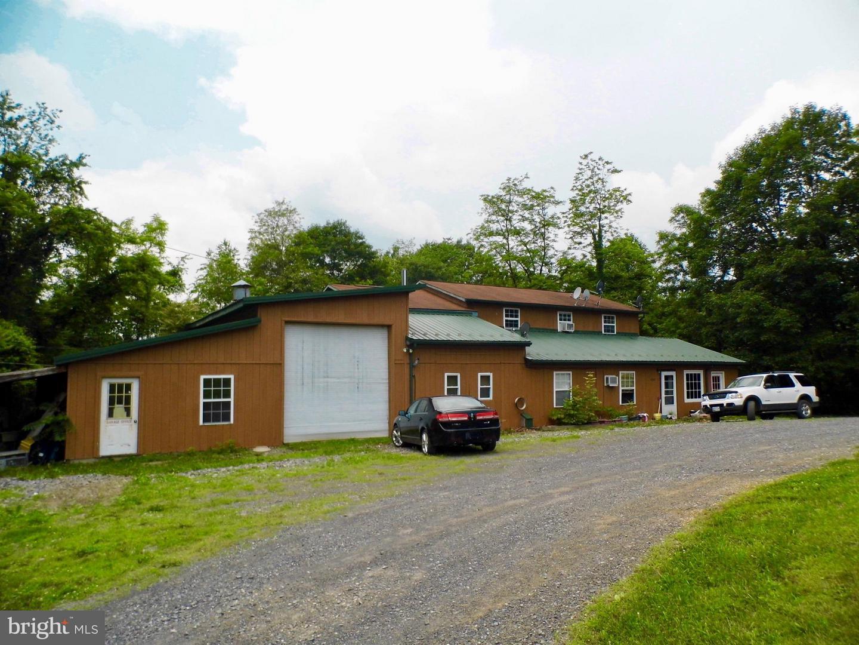 Single Family Homes para Venda às Flintstone, Maryland 21530 Estados Unidos