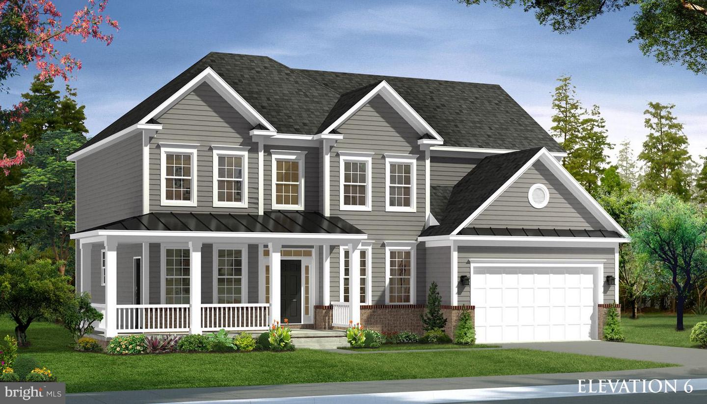 Single Family for Sale at Winterbourne Dr #castlerock Ii Upper Marlboro, Maryland 20774 United States