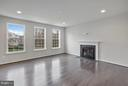 Family Room - SAXTON DR #EMORY II, FREDERICK