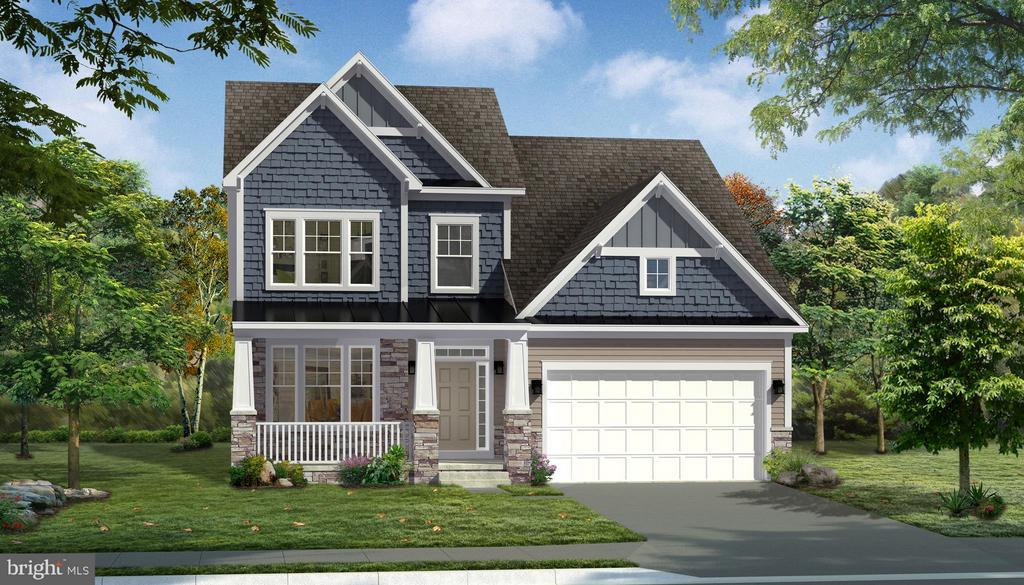 Exterior (Front) - 0 SAXTON DR #GREGORY II, FREDERICK