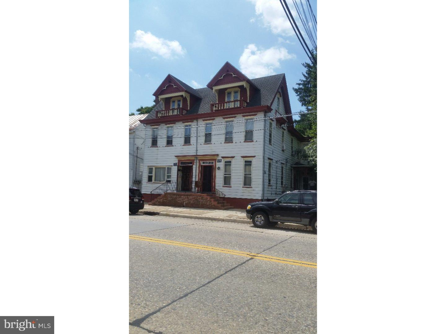 Multi Family for Sale at 251-253 E BROADWAY Salem, New Jersey 08079 United States