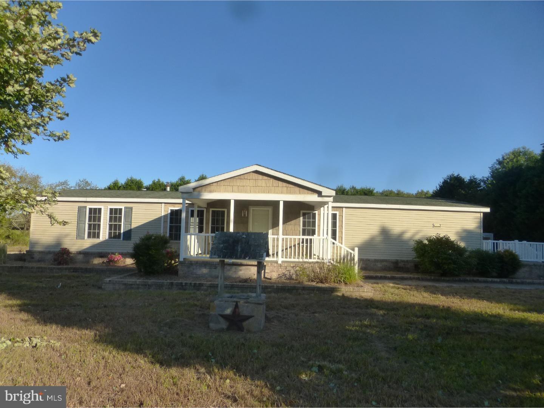 Частный односемейный дом для того Продажа на 36139 MILLERS NECK Road Frankford, Делавэр 19945 Соединенные Штаты