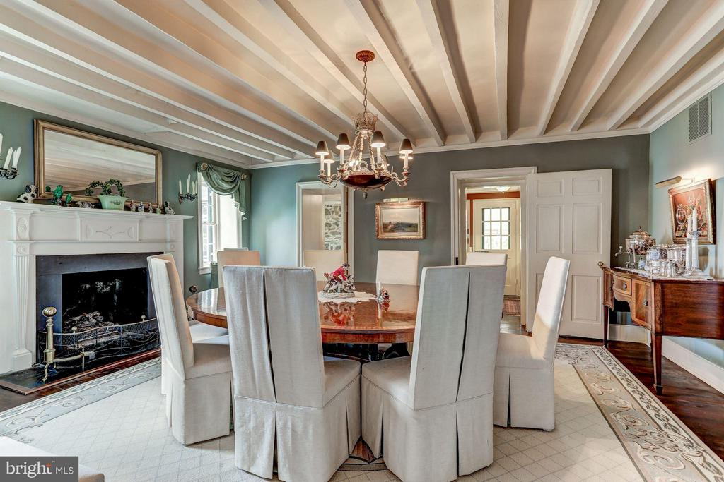 Dining Room - 9092 JOHN MOSBY HWY, UPPERVILLE