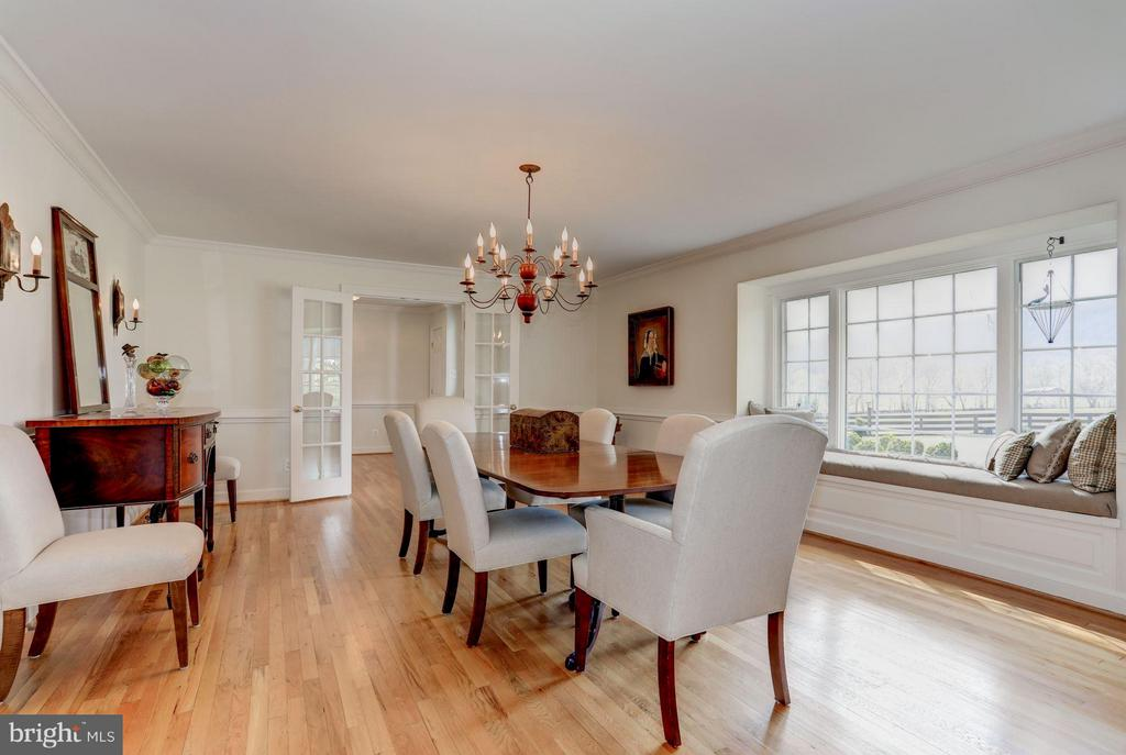 Dining Room - 21167 TRAPPE RD, UPPERVILLE