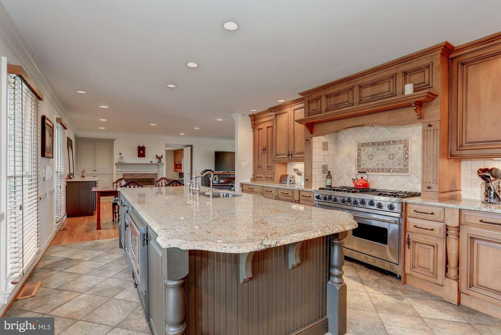 Kitchen - 21167 TRAPPE RD, UPPERVILLE