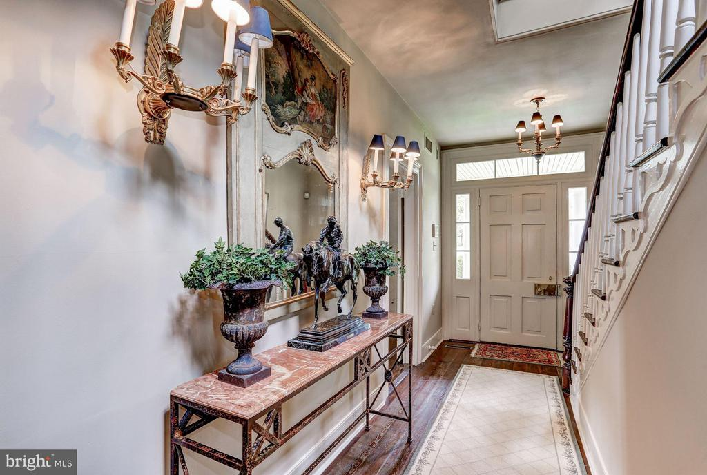 Entry Foyer - 9092 JOHN MOSBY HWY, UPPERVILLE