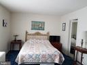 Bedroom (Master) - 3206 GLENEAGLES DR #109, SILVER SPRING