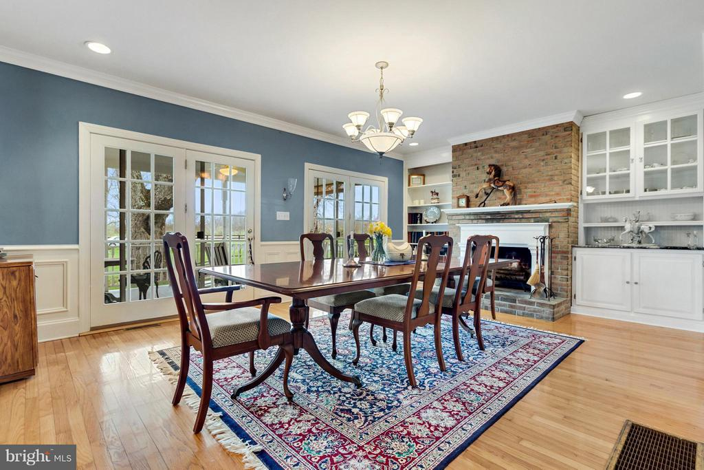 Dining Room - 140 TRIPLE OAK LN, BERRYVILLE