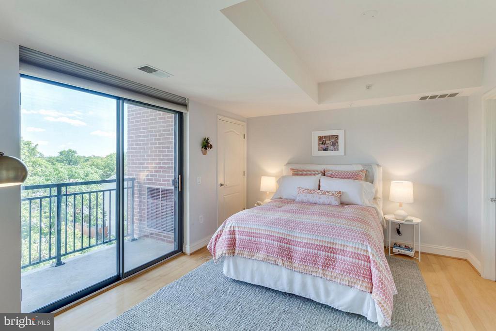 Spacious Bedroom - 525 FAYETTE ST #507, ALEXANDRIA