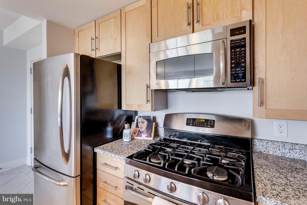 Kitchen - 525 FAYETTE ST #507, ALEXANDRIA
