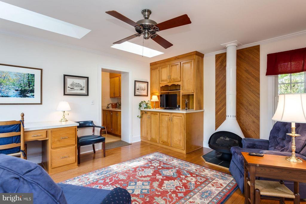 Family Room - 13557 JAMES MADISON HWY, ORANGE