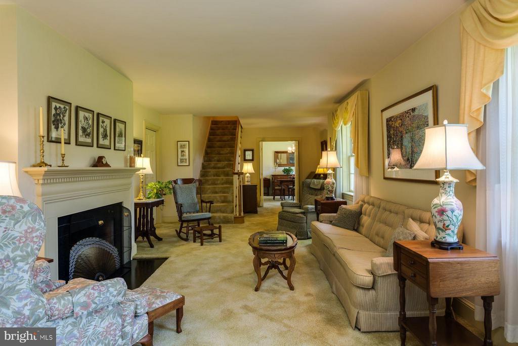 Living Room - 13557 JAMES MADISON HWY, ORANGE