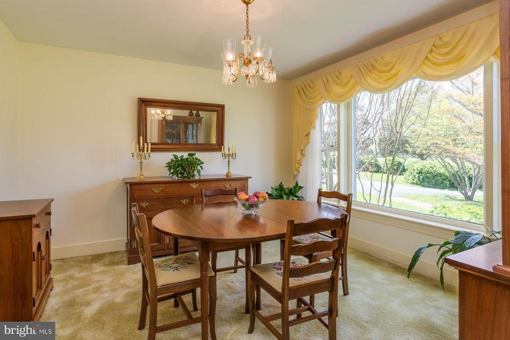 Dining Room - 13557 JAMES MADISON HWY, ORANGE