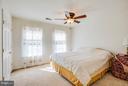 Bedroom 1 - 12601 VENTURA LN, FREDERICKSBURG