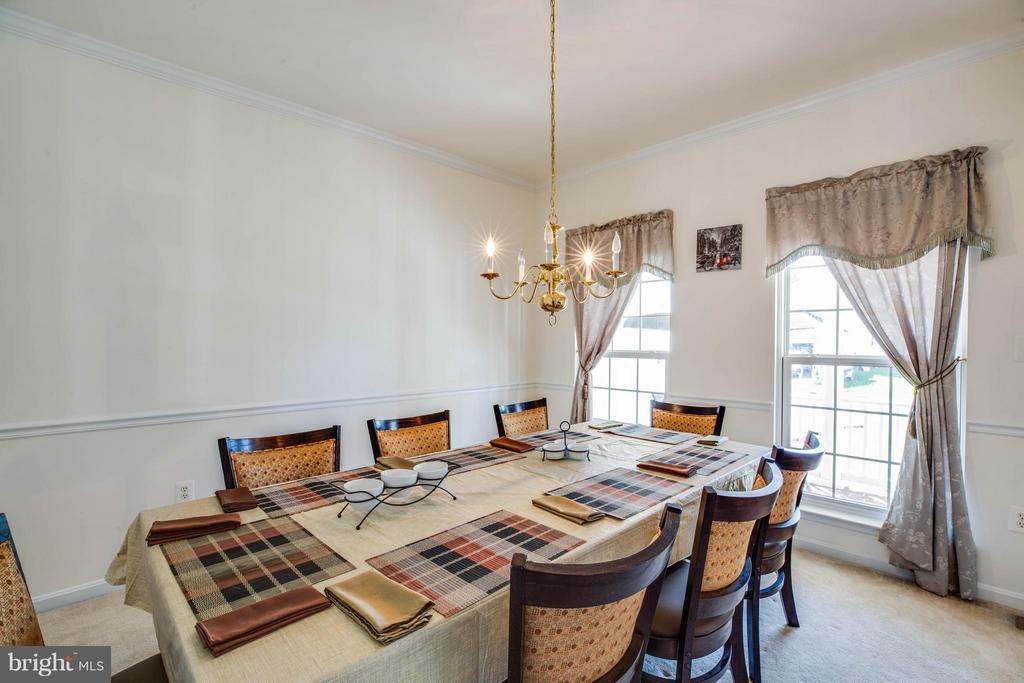 Dining Room - 12601 VENTURA LN, FREDERICKSBURG
