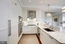 Kitchen - 3052 R ST NW #307, WASHINGTON