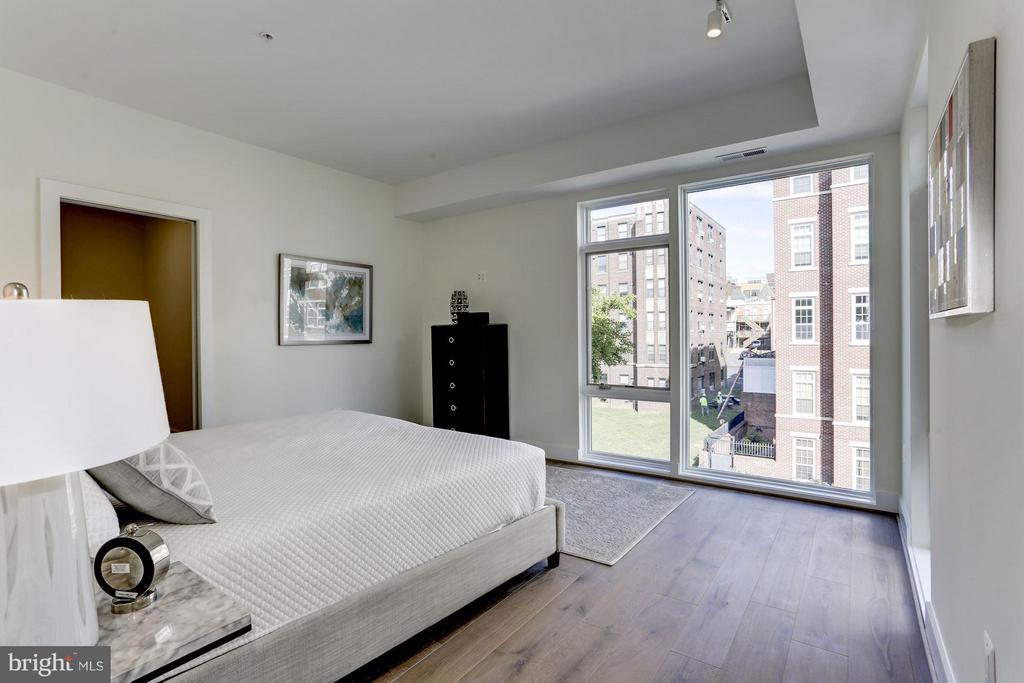Bedroom (Master) - 1468 BELMONT ST NW #3 EAST, WASHINGTON