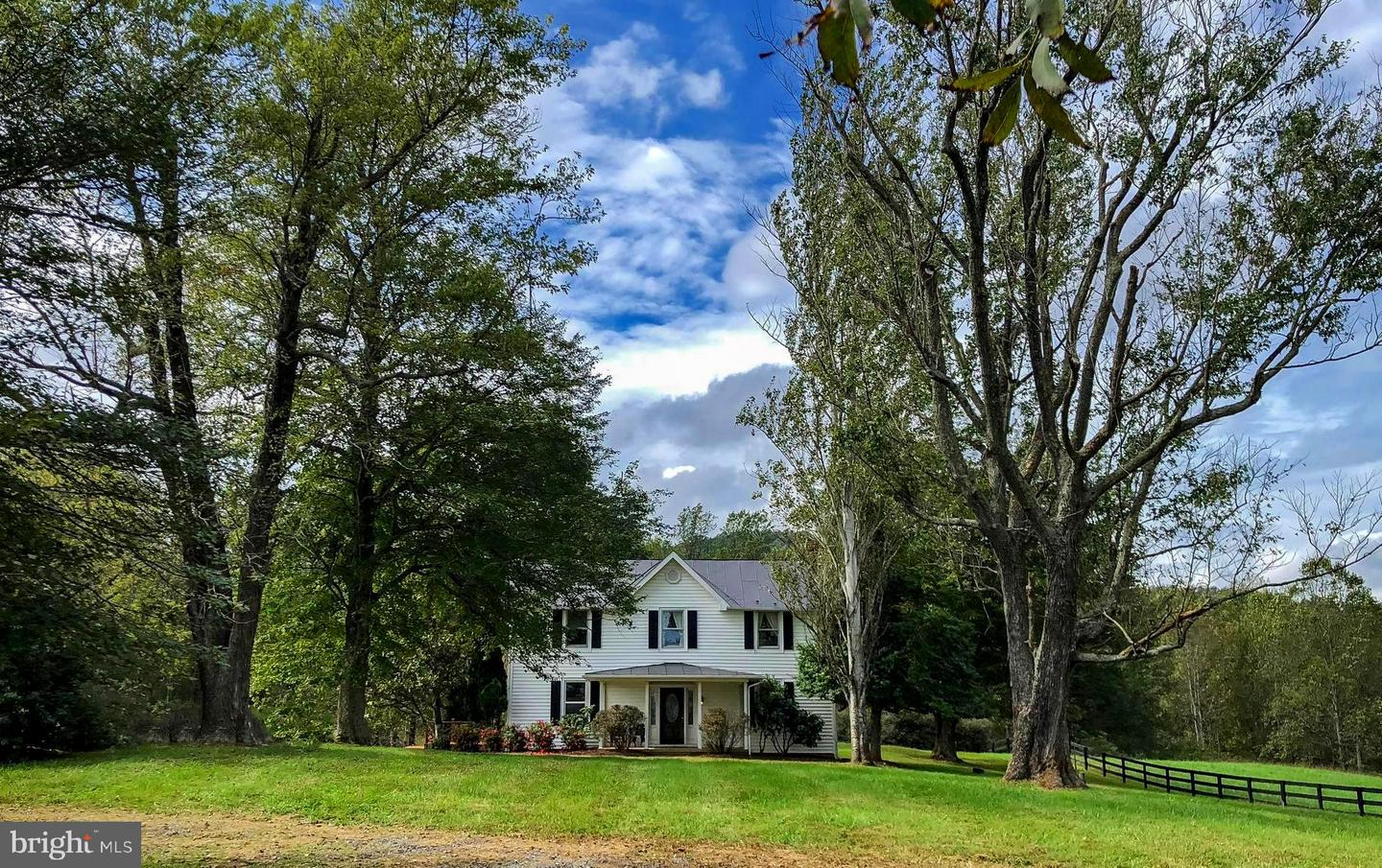 Single Family for Sale at 765 Rudasill Mill Rd Woodville, Virginia 22749 United States