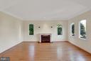 Living Room - 11309 STONEHOUSE PL, POTOMAC FALLS