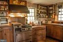 Kitchen of Cabin - 437 YANCEY RD, WOODVILLE