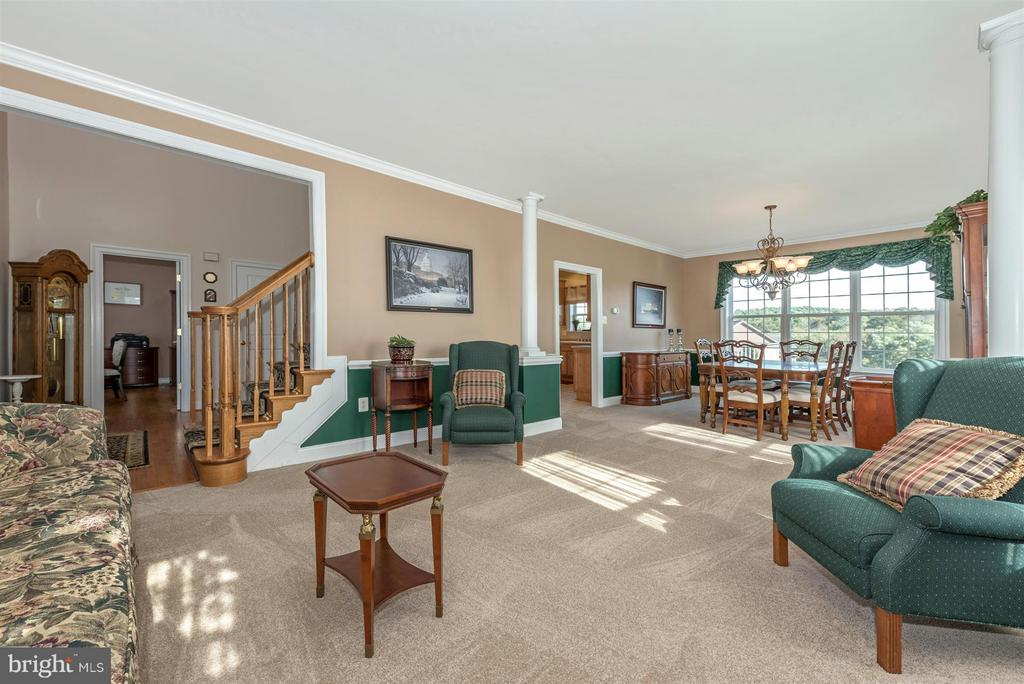 Formal Living Room - 6103 RIVER VIEW CT, FREDERICK