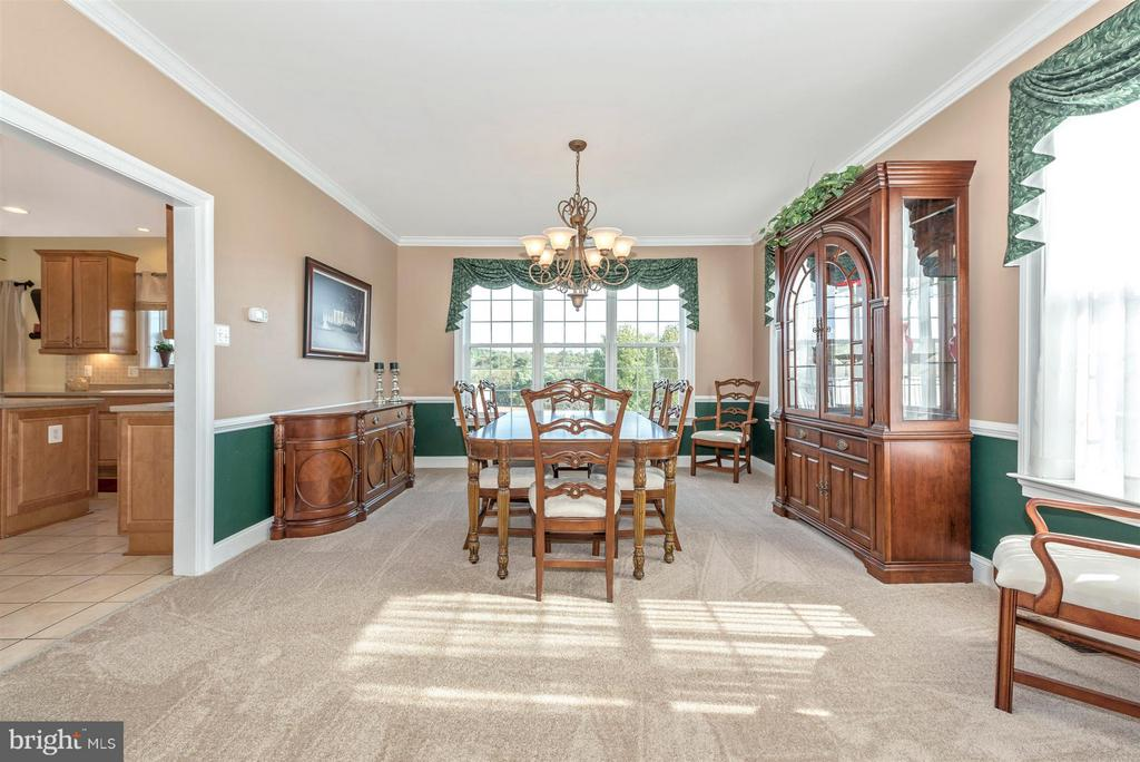 Formal Dining Room - 6103 RIVER VIEW CT, FREDERICK