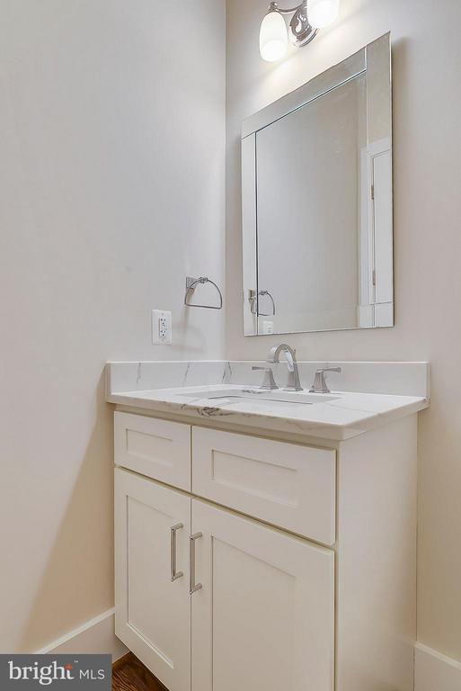 1/2 Bath on Main Level - 9102 EWELL ST, MANASSAS