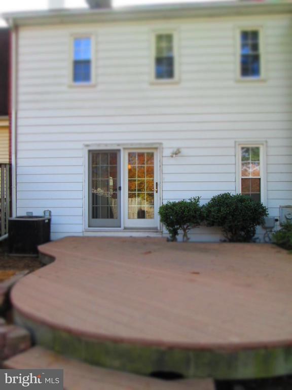 Exterior (Rear) - 9211 HUMMINGBIRD TER, GAITHERSBURG